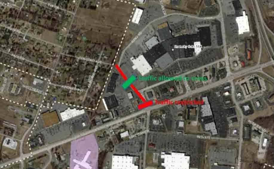 Olivet Church Road Construction Project Begins Monday