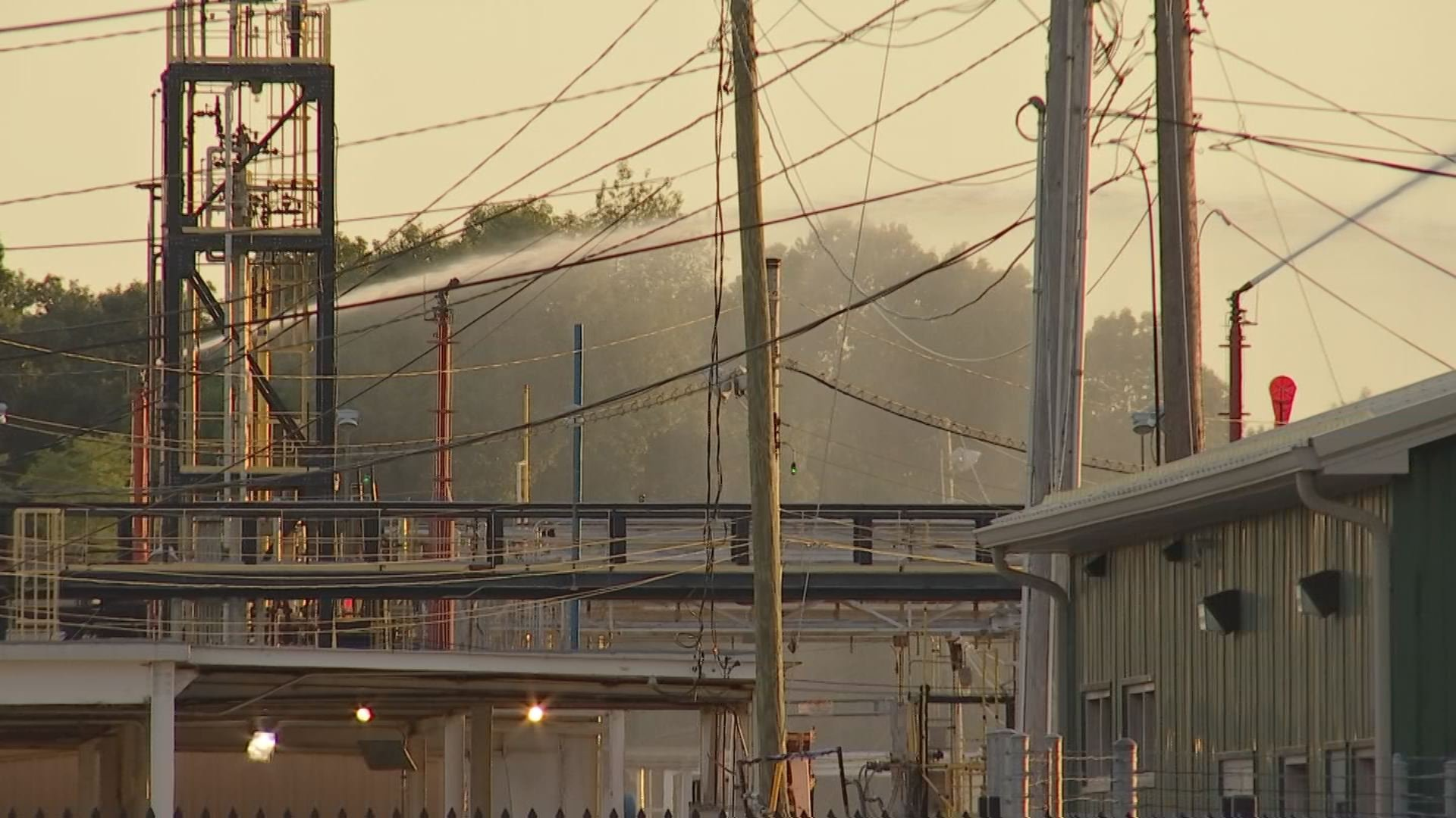 Honeywell continues to investigate chemical leak - WPSD ...