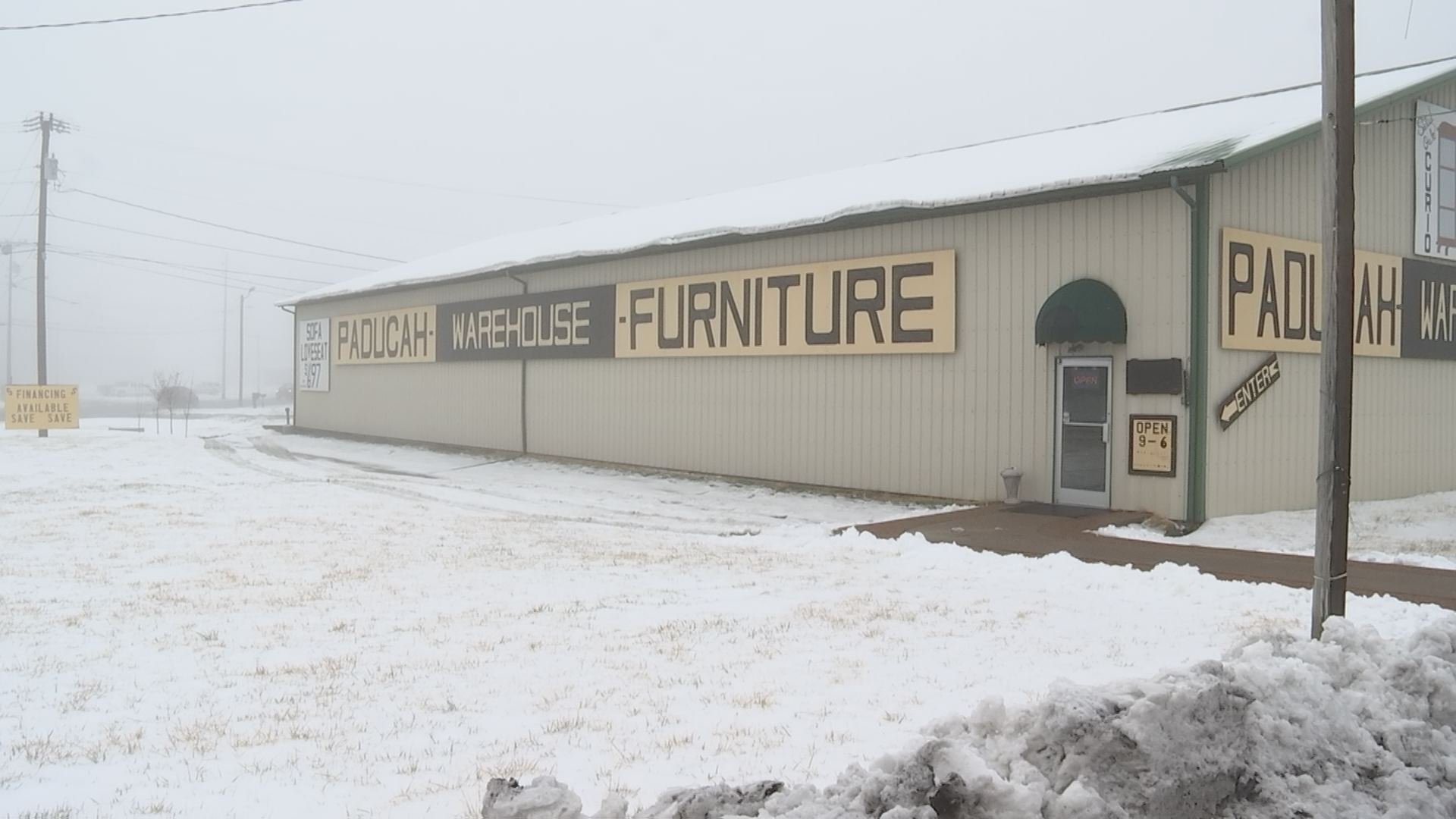 Furniture Stores In Paducah Ky Not Enough Snow For Free Furniture At Paducah  Warehouse