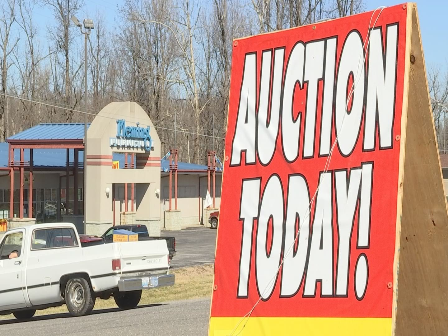 Fleming Furniture Auctions Off All Items Wpsd Local 6 Your News Weather And Sports Authority